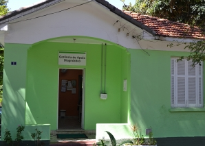 Fagundes, vistou o Complexo Hospitalar Padre Bento de Guarulhos