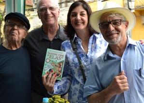 Franco de Rosa Organiza Evento com Mulheres Cartunistas