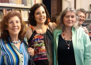 O Artista Plástico Franco de Rosa, organiza Evento Cultural