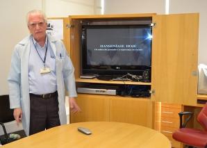 O CEADS apresentou Documentário sobre Hanseníase
