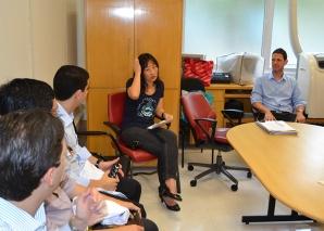 O CEADS Promoveu Seminário sobre Gestão.