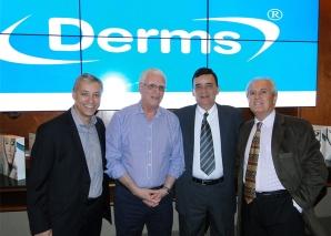 O Laboratório Germed Pharma, lançou a linha Derms