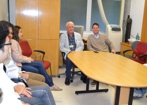 Prof. Daniel Rothenberg, fez Palestra sobre Gestão de Conflitos