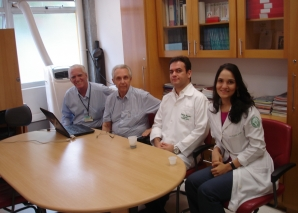 Prof. Dr. Dacio Broggiato Junior, ministra aula de Fotografia