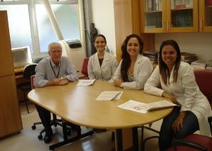 Prof. Dr. Luiz Jorge Fagundes, aplicou, em 26/02/2014, a Prova Final do Estágio de DST