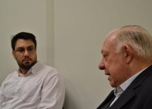 Prof. Dr. Sidnei Martini fez Palestra sobre Gestão