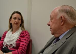 Prof. Dr. Sidnei Martini, fez Palestra sobre Gestão