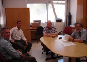 Prof Fabio Haramura, Coordenador de Gestão do CEADS, convoca reunião de Gestão