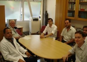 Prof. Fagundes faz Palestra inicial no curso de DST.