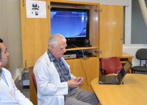 Prof. Fagundes, fez Palestra sobre Sífilis Congênita.