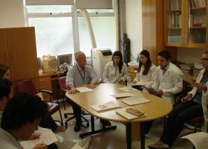 Prof. Fagundes proferiu em 07/03/2014, Palestra Inaugural sobre DST