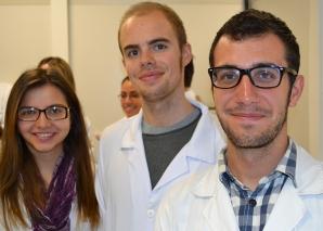 Prof. Fagundes, recebe Estagiários do Brasil e do Exterior