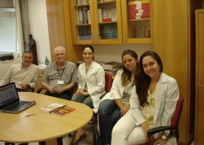 """Prof. Lucas Blanco, proferiu palestra sobre """"Negociação"""""""