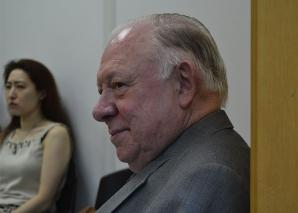 Prof. Sidnei e Prof. Daniel participam do Curso sobre Gestão.