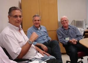 Prof. Wesley Wey Jr e Prof. Lucas Blanco, fazem Palestra sobre Gestão.