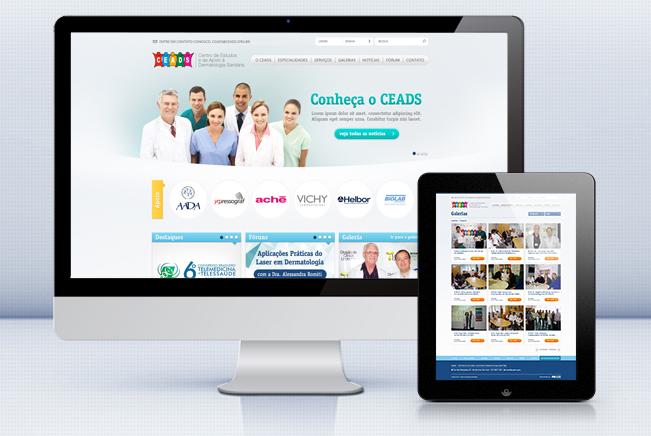 CEADS Lança Novo Site
