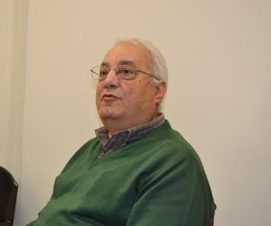Prof. José Delia Filho, Engenheiro, Membro Efetivo do Conselho Fiscal do CEADS e Professor do Curso sobre Fundamentos da Gestão.