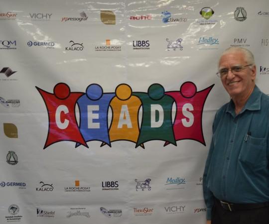 Prof. Dr. Luiz Jorge Fagundes, Coordenador Científico do CEADS e Coordenador do 53 Fórum de Debates do CEADS.