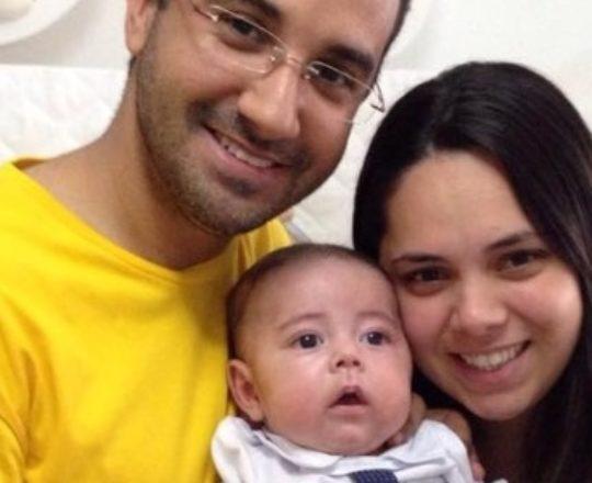 O bebê Breno Rodrigues Duarte da Silva teve socorro negado por médica e faleceu em seguida