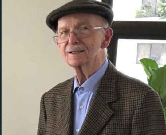 Dr. Tharcillo Toledo. Colaborador do CEADS