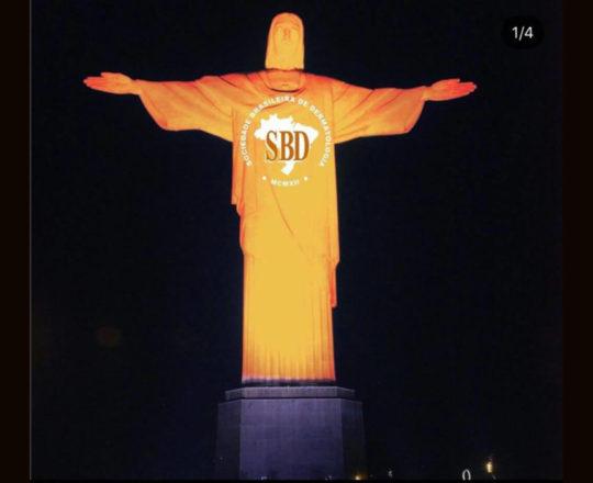 A SBD promove  a Campanha do Dezembro Laranja